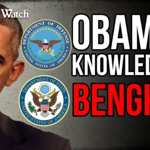 """Mike Flynn: """"Here's the Most Important Benghazi Document Judicial Watch Found!"""""""