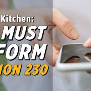 """We Need to Reform Section 230 -- Here's How 