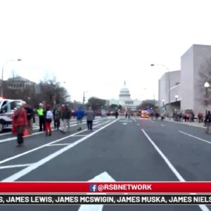 🔴 RSBN LIVE: U.S. Capitol on Lockdown, Senate and House in Recess