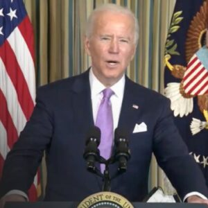 """Biden Unveils Plan to Make Racial Equity """"Be in the Business of the Whole of Government"""""""