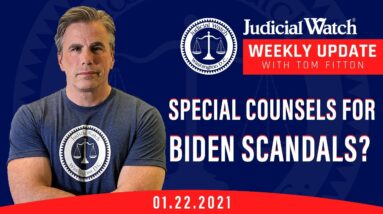 Special Counsels for Biden Scandals? Trump Impeachment Sham, Big Tech Targets First Amendment