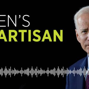 Biden's Call for Unity Was Only Skin Deep   Mike Howell on Sirius XM