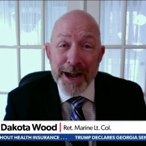China Poses a Real Security Danger to the U.S. | Dakota Wood on Newsmax