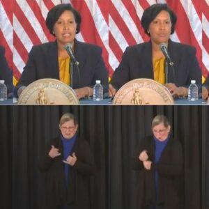 "DC Mayor Promises DC Statehood on President's Desk in ""First 100 Days"""
