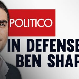 Politico Staff DEMAND Apology After Ben Shapiro Wrote for Them | The Glenn Beck Program