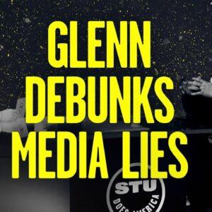 Glenn Beck SHREDS the Media's Latest Attacks on His Character   Stu Does America