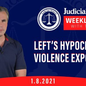 Left's Hypocrisy on Violence EXPOSED, Election Roll CLEANUP, Special Counsels for Biden Scandals?