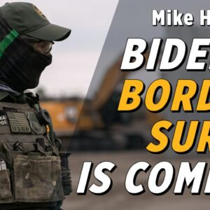 Be Prepared for Open Borders Under Pres. Biden | Mike Howell on Fox News Radio
