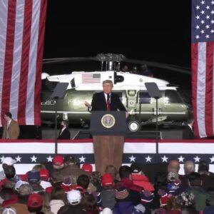 🔴 President Donald Trump Rally LIVE in Dalton, GA 1/4/21