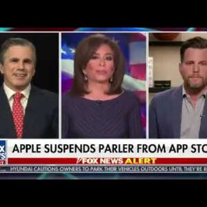 Fitton on Fox: No Conservatives are Safe from Big Tech Censorship!