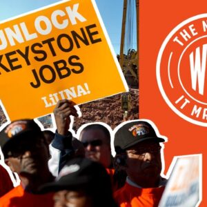 Unions REGRET Endorsing Biden After He Ends Keystone Pipeline | The News & Why It Matters | Ep 702