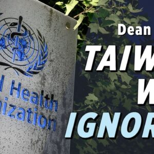 Appeasing China, WHO Ignored Taiwan's COVID-19 Warning | Dean Cheng on Fox News Radio