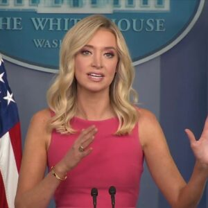 🔴 LIVE: White House Press Briefing with Press Secretary Kayleigh McEnany 1/7/21