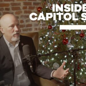 Inside the Capitol Under Siege with Rep. Chip Roy | Kibbe on Liberty