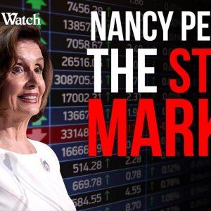 Investigate Nancy Pelosi Over Tesla Stock Options?!