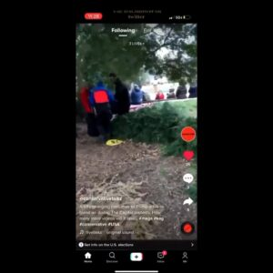 Video Footage Shows Individuals Changing At Captiol Riots, Allegedly To Blend In With Trumpers