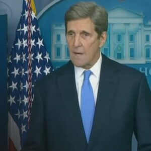 John Kerry Blows Internet Up with Biden's Executive Action on Climate Change