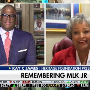 Don't Call for Unity and Then Use Divisive Language   Kay C. James on Fox Business