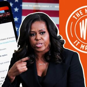 PURGE HAS BEGUN: Michelle Obama Asks Big Tech to Censor Trump | The News & Why It Matters | Ep 691