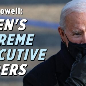 Biden's Extreme Executive Orders Will Harm Americans   Mike Howell on Breitbart Radio