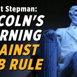 Mob Rule Begets Mob Rule | Jarrett Stepman on Lars Larson Show