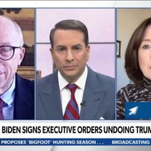Biden's Priorities Aren't with the American People | Genevieve Wood on Newsmax