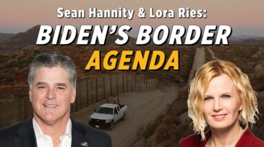 Biden's Executive Order Welcomes Mass Illegal Immigration | Lora Ries on Sean Hannity Show