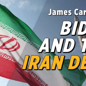 Biden Should Keep Pressure on Iran, Reject Obama's Deal | Carafano on The Lars Larson Show
