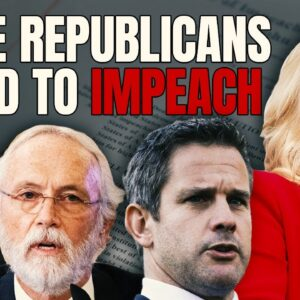 Here Are the Republicans Who Voted To Impeach President Trump…AGAIN | Pat Gray Unleashed