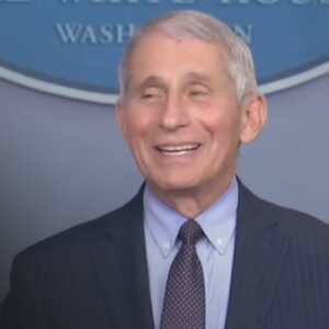 Dr  Fauci Uses First Briefing Under Biden Administration To Attack Trump