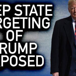 REMEMBER! Docs Show FBI/DOJ Officials Conspiring to Spy On Trump!