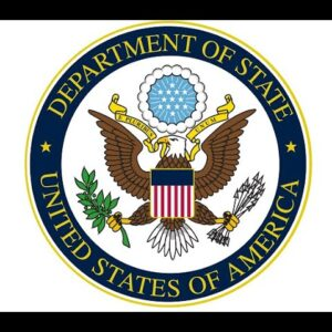 U.S. Department Of State Website Says President Trump's Term Ends Today At 7:40PM