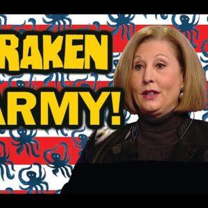 Sidney Powell: KRAKEN ARMY!