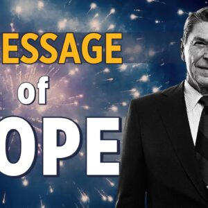 """""""Our Greatest Gift as Americans"""": Ronald Reagan's Message of Hope for the New Year"""