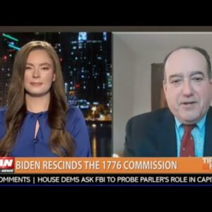 How the Biden Administration is Waging War on History: Mike Gonzalez on OAN