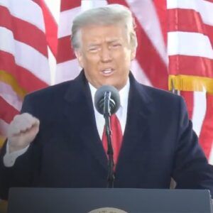 Trump Delivers an EPIC Final Speech as President of the United States