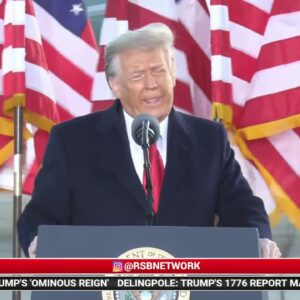 Trump Speech at Joint Base Andrews 1/20/21