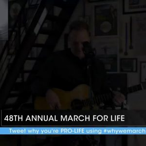 WATCH LIVE: March for Life 2021