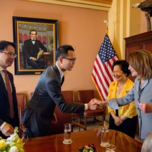 FBI Documents Expose Deep Ties Between Nancy Pelosi And The Chinese Communist Party