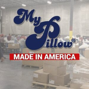 🔴 Made in America: A Behind The Scenes Look Inside The My Pillow Factory