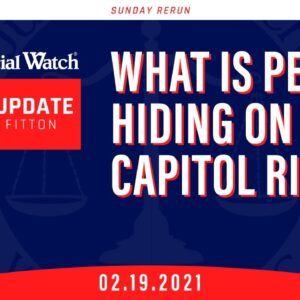 What Is Pelosi Hiding on Capitol Riot? Biden Pushes Amnesty, NEW Critical Race Theory Lawsuit