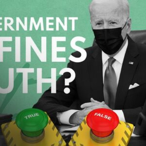 NYT BEGS Biden To Appoint a 'Reality Czar' To Protect Us From Fake News | Allie Beth Stuckey