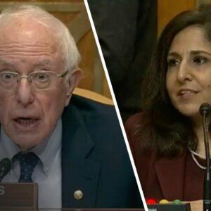 """Bernie Sanders BLASTS Biden Nominee Neera Tanden for Her """"Vicious Attacks"""" on Lawmakers"""
