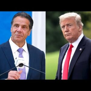 """NY Will Introduce Bill To Create """"Impeachment Commission"""" Against Cuomo, Trump Weighs In On Scandal"""