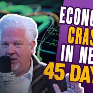 Economist Predicts ECONOMIC CRASH from Massive Money 'Bubble' | The Glenn Beck Program