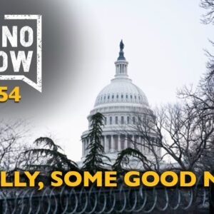 Ep. 1454 Finally, Some Good News! - The Dan Bongino Show®