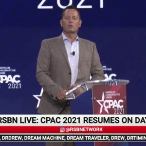 🔴 Ric Grenell Full Speech at CPAC 2021 2/27/21