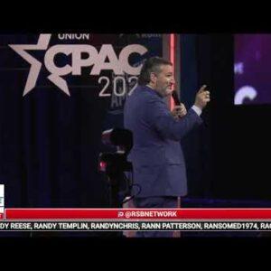 🔴 Sen. Ted Cruz (R-TX) Full Speech at CPAC 2021