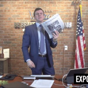 SEVEN NYT Reporters combine to print lies and intentionally omit facts to hurt Project Veritas