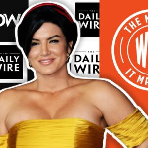 Gina Carano & Daily Wire's POWER MOVE Against Disney | The News & Why It Matters | Ep 716